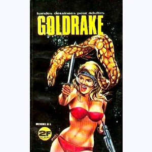 Goldrake : n° 4, C.I.A appelle U. Money