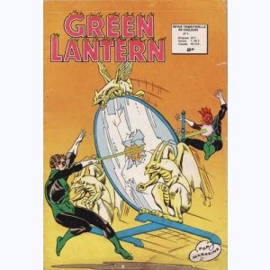 Green Lantern : n° 5, Le mutant atomique