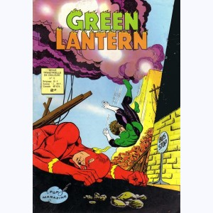 Green Lantern : n° 12, Cataclysmes du Major Désastre