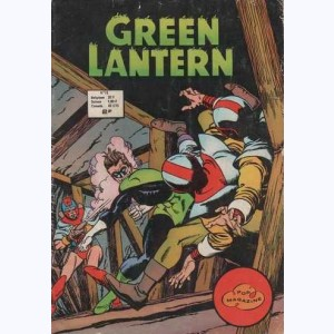 Green Lantern : n° 15, Combat contre l'or