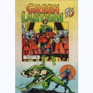 Green Lantern : n° 32, Menace sur la Galaxie