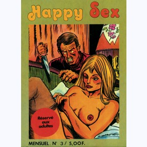 Happy Sex : n° 3, Le Commandant Norton : La bête