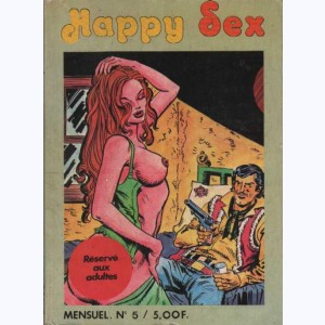 Happy Sex : n° 5, Le Commandant Norton : Entre deux feus
