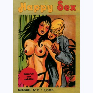 Happy Sex : n° 11, Le Commandant Norton : Tue ou meurs