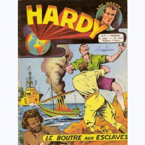 Hardy : n° 7, Luc HARDY : Le boutre aux esclaves