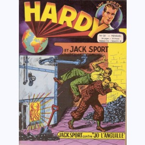 Hardy : n° 20, Jack SPORT contre JO l'Anguille