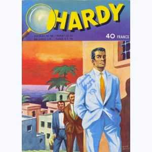 Hardy : n° 49, Luc HARDY : Point final