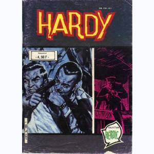 hardy 2 me s rie n 76 le suspect aux cent visages sur www bd. Black Bedroom Furniture Sets. Home Design Ideas