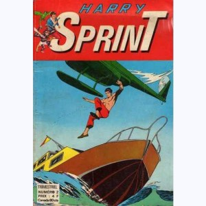 Harry Sprint : n° 2, La folle entreprise