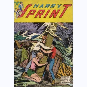 Harry Sprint : n° 4, La fille du Diable