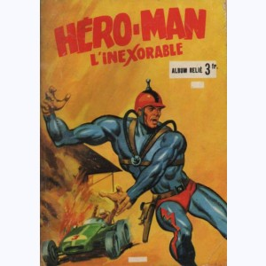 Hero-Man (Album) : n° 2, Recueil 2 (05, 06, 07, X, 08, 09)