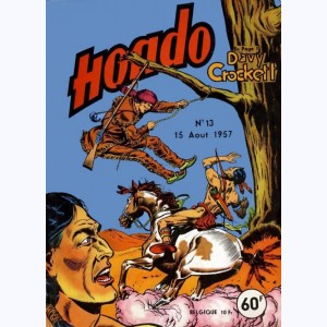 Hondo : n° 13, Davy CROCKETT : Mission dangereuse