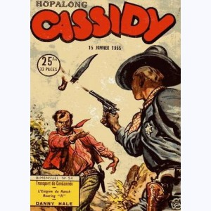 Hopalong Cassidy : n° 54, Transport de condamnés