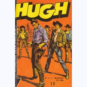 Hugh : n° 2, Lonely Wolf : Le plan de Red Marshall