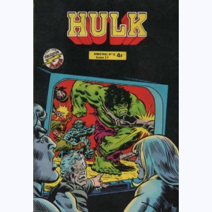 Hulk : n° 16, La menace de l'abomination