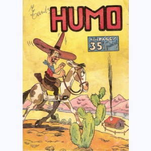 Humo : n° 1, Tex Willer : Old-Boy contre Mister X