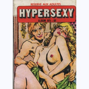 Hypersexy (Album) : n° 6, Recueil 6 (12, 13)