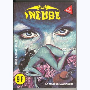 Incube : n° 12, La main de l'assassin
