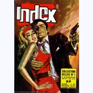 Index (Album) : n° 1, Recueil 1 (01, 02, 03, 04)