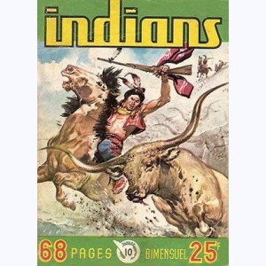 Indians : n° 10, Long Arc : Attention Pieds Noirs