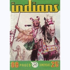 Indians : n° 16, Long Arc :