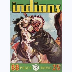 Indians : n° 19, Long Arc :