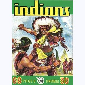 Indians : n° 30, Strongbow le Mohawk : Etoile filante