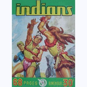 Indians : n° 33, Strongbow : Le derby de Powder Creek
