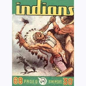 Indians : n° 34, Strongbow le Mohawk n° 11