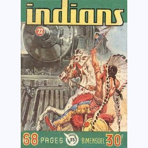 Indians : n° 35, Strongbow le Mohawk n° 15