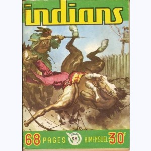 Indians : n° 38, Strongbow n° 19