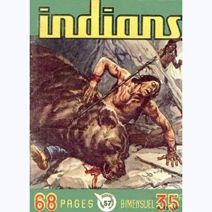 Indians : n° 57, Le chatiment