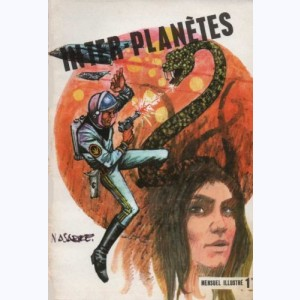 Inter-Planètes : n° 15, Survie en galaxie