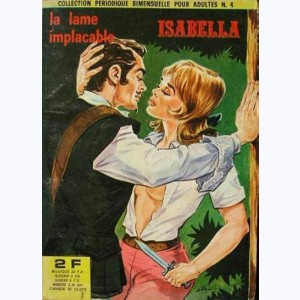 Isabella : n° 4, La lame implacable