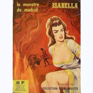 Isabella : n° 11, Le monstre de Madrid