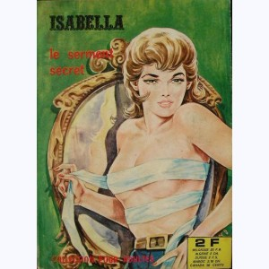 Isabella : n° 17, Le serment secret