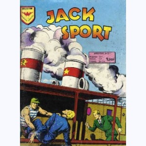 Jack Sport : n° 5, Les diamants de M. Pitterboom