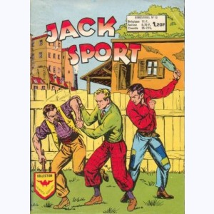 Jack Sport : n° 10, Rodagom l'invisible