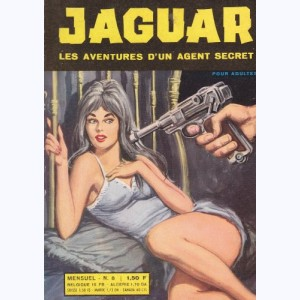 Jaguar : n° 8, Action chantage