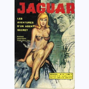 Jaguar : n° 14, Jeu de massacre