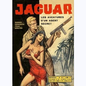 Jaguar : n° 20, La jungle infernale