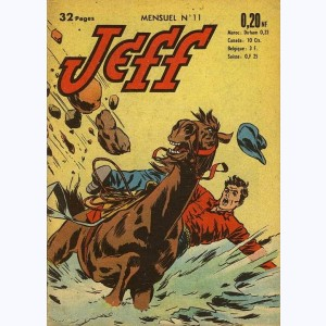 Jeff : n° 11, Ted Ranger : La tribu rebelle
