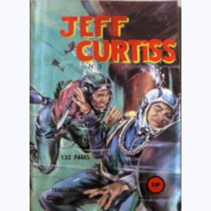 Jeff Curtiss : n° 3, Torpilles humaines !
