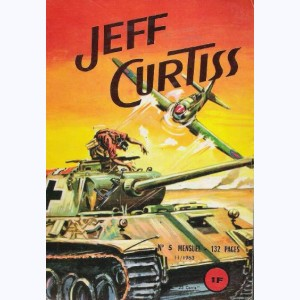 Jeff Curtiss : n° 5, D'homme à homme