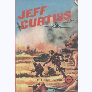 Jeff Curtiss : n° 8, Bombardement de nuit
