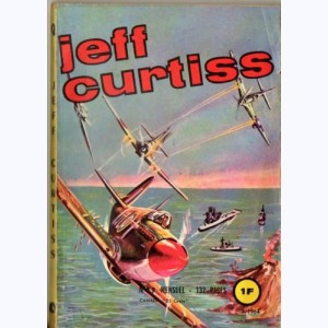 Jeff Curtiss : n° 9, Le volcan se réveille