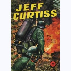 Jeff Curtiss : n° 15, Mission secrète en Normandie