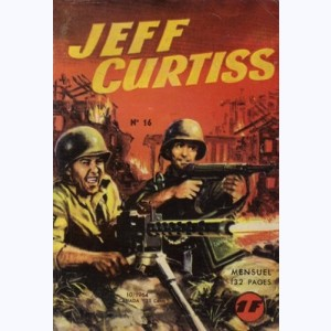 Jeff Curtiss : n° 16, Assaut sur Caen