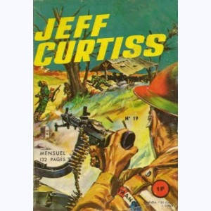 Jeff Curtiss : n° 19, Le commandant sauvage