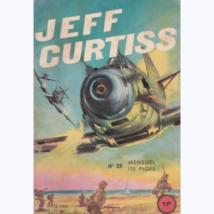 Jeff Curtiss : n° 23, La forteresse Europe